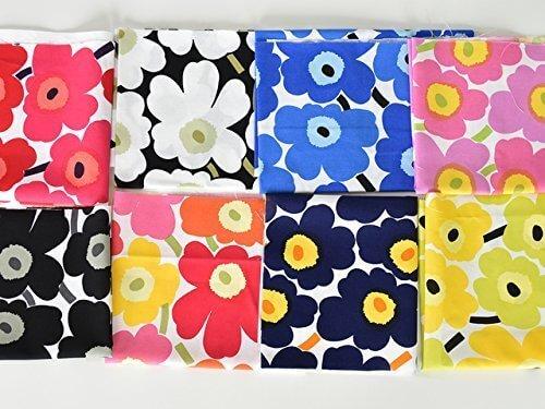 はぎれ 福袋 MINI UNIKKO(ミニウニッコ)セット 約34×26cm 3枚1組 marimekko マリメッコ ハギレ 布 生地 北欧 カットクロス,手作り,手帳,