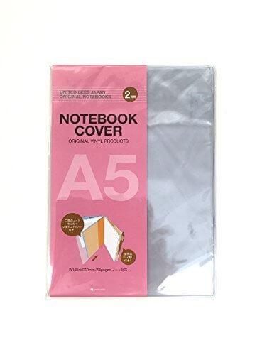 ユナイテッドビーズ ノート ビニールカバー A5 2冊用 PP-NN-04,手作り,手帳,