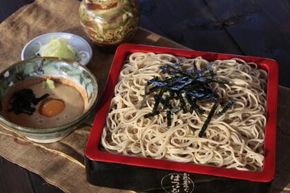 はつ花そば ,箱根,グルメ,和食