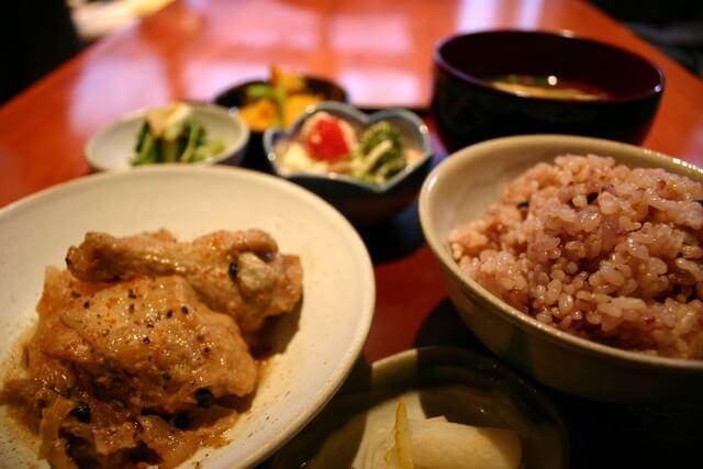かまいキッチン料理,下北沢,子連れ,ランチ