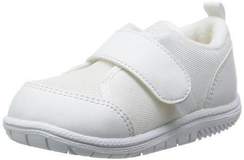 [アシックス] 上履き CP BABY ホワイト 15.0,幼稚園,上履き,