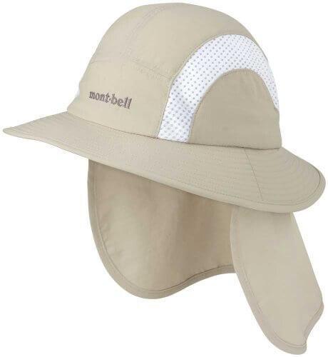 (モンベル)mont-bell サハラハット Kid's 1108928 LTN ライトタン F,UVカット,帽子,