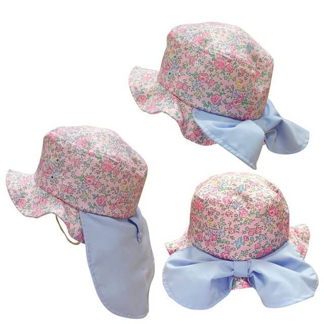 日よけ付き帽子|Gelato toddler,UVカット,帽子,