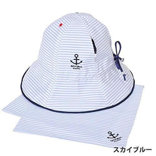 ポニーテールももたつかない 涼しいハット 通気性を考えた蒸れないUVハット (56),UVカット,帽子,
