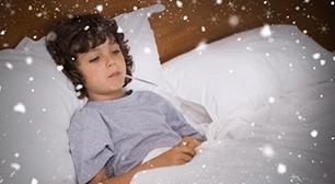 風邪が治らない子ども,咳,病院,