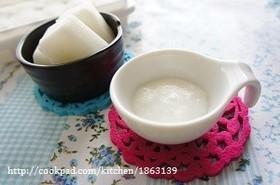♡離乳食初期♡レンジで簡単♪10倍粥,離乳食,10倍粥,