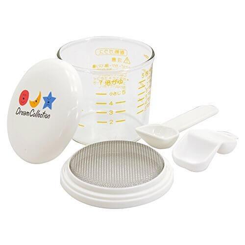 レック Dream Collection ガラスのおかゆカップ,離乳食,炊飯器,おかゆ