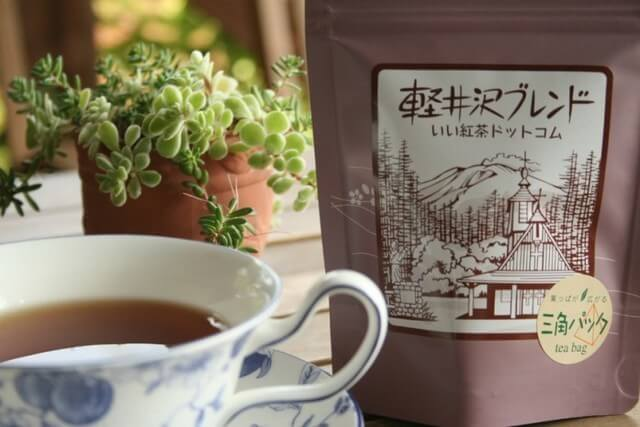 公式ブログ 紅茶,夢ハーベスト農場,
