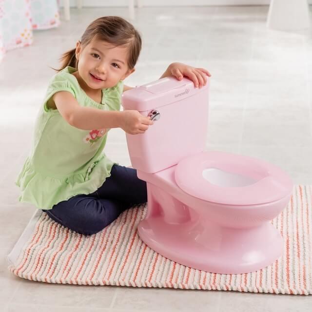 マイサイズポッティピンク,おまる,トイレトレーニング,
