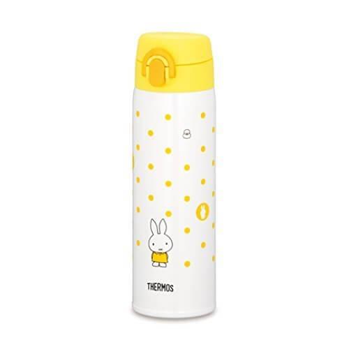 サーモス 調乳用ステンレスボトル 0.5L ミルク作りに最適 もれない JNX-500B イエロー(Y),子ども,水筒,おすすめ