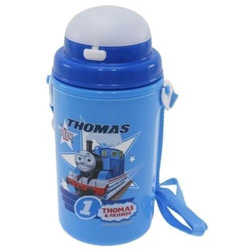 オーエスケー きかんしゃトーマス(No.2) ストロー付水筒(保冷タイプ) 450ml SC-450S,子ども,水筒,おすすめ