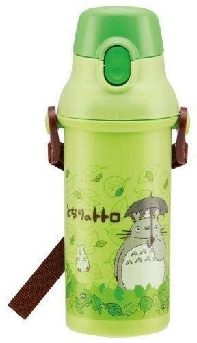 スケーター 直飲み 水筒 プラワンタッチ ボトル 480ml となりのトトロ さんぽ PSB5SAN,子ども,水筒,おすすめ