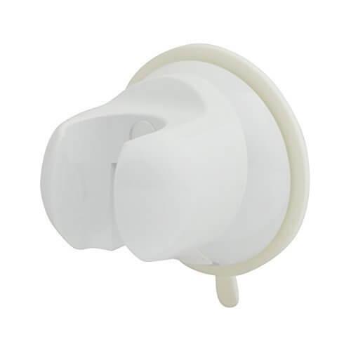 カクダイ 吸盤式シャワーフック ホワイト 353-586,シャワーフック,
