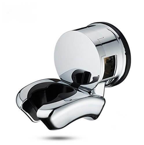 吸盤式シャワーフック シャワーホルダー お風呂に取付 真空吸盤仕様 穴あけ&ネジ止め不要 取り付け簡単,シャワーフック,