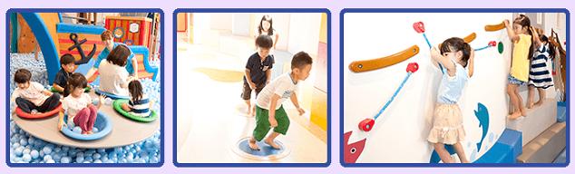 アソボーノの遊具イメージ画像,関東,室内,遊び場