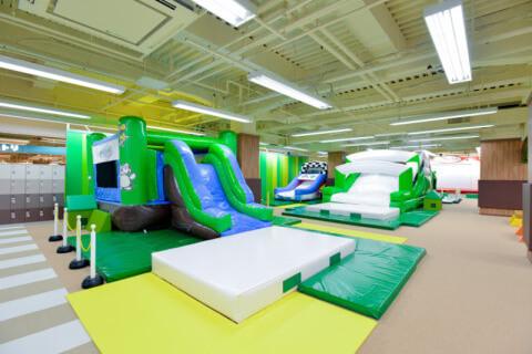 ピュアハートキッズランド 市川コルトンプラザ,関東,室内,遊び場