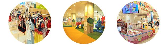 ナムコ・AsoMIXららぽーと海老名店,関東,室内,遊び場