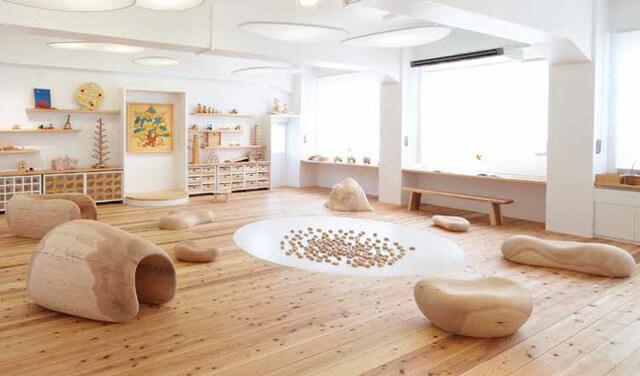 赤ちゃん木育ひろば,四谷,東京おもちゃ美術館,