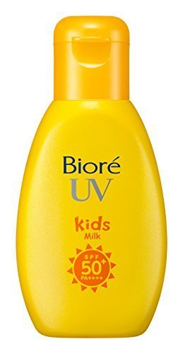 ビオレ さらさらUV のびのびキッズミルク SPF50+/PA++++ 90g,子供用,日焼け止め,
