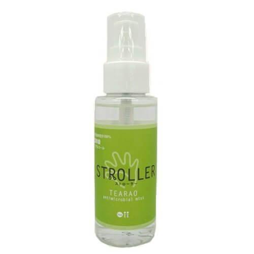 STROLLER TEARAO ストローラー テアラオ 植物性除菌ミスト 80ml,除菌,グッズ,おすすめ