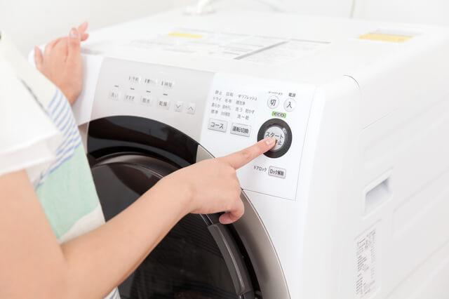 洗濯機,おむつ替えマット,