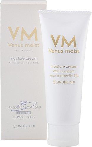 犬印本舗 Venus moist モイスチャークリーム (容量:110g) CT024,バストケア,