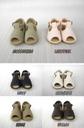 ★2018春夏★Z1689 T-strapSandal サンダル/靴 12.5-15cm/各6色[ズーム/ZOOM][ピープ/PEEP]【RCP】,ベビーサンダル,女の子,
