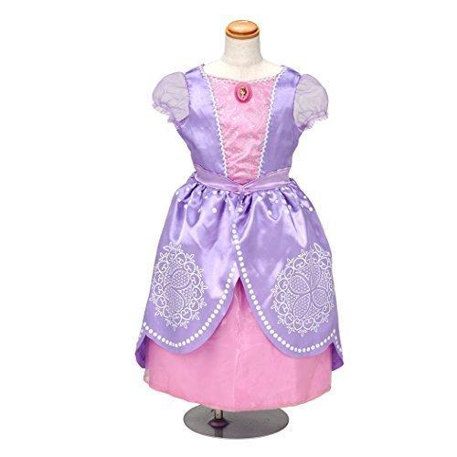 ディズニー ちいさなプリンセス ソフィア おしゃれドレス キッズコスチューム 女の子 100cm-110cm,ちいさなプリンセスソフィア ,おもちゃ,