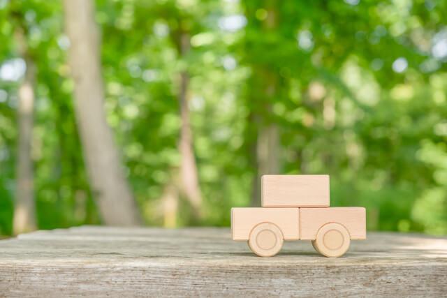 積み木の車,チャイルドシート,義務,