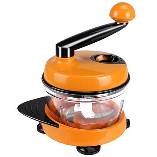 みじん切り器 多機能 水切り 泡立つ 卵黄卵白分離器 千切り 手動 スライサー チョッパー 改良版,みじん切り,チョッパー,