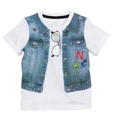 プリントTシャツ,ベビー服,プチプラ,H&M