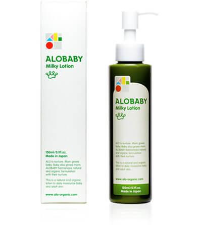 アロベビー ミルクローション,赤ちゃん,湿疹,