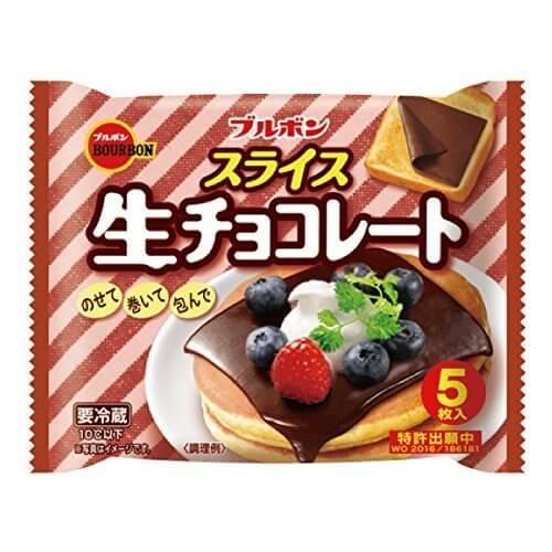 ブルボン スライス 生チョコレート 12袋入,七夕,スイーツ,