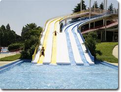 しらこばと水上公園のスライダー,埼玉県,ウォータースライダー,プール