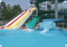 加須はなさき水上公園のスライダー,埼玉県,ウォータースライダー,プール