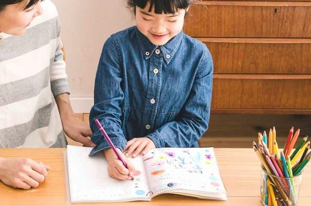 親子の交換ノート,交換ノート,親子,