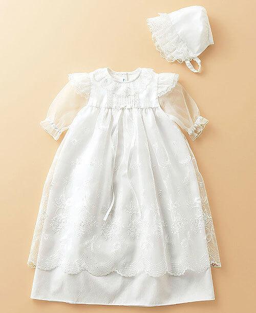 9dc57af8e2416 赤ちゃんのセレモニードレス|おすすめは?選び方や人気デザイン|cozre ...