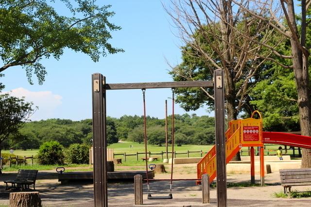 遊具,国営昭和記念公園,