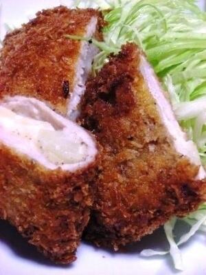 ボリュームアップ ポテサラはさみトンカツ,お弁当,豚肉,