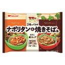 【冷凍】【12パック】マ・マー 2種のパスタ ナポリタン&焼きそば風 日清フーズ | 食品通販к4200ж,お弁当,冷凍食品,