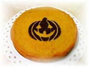 パンプキンケーキ,ハロウィン,お菓子,レシピ