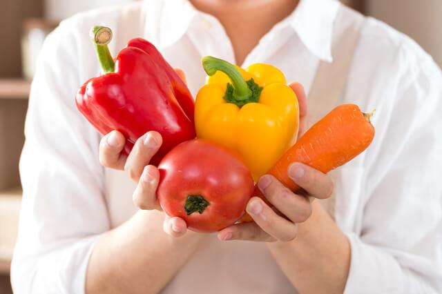 赤色の食材イメージ,お弁当,彩り,