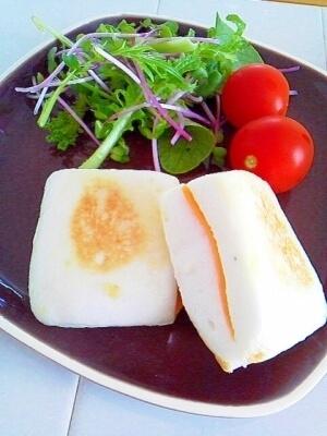 お弁当にも!簡単!はんぺんのチーズ挟み,お弁当,彩り,