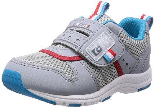 [キャロット] carrot キッズシューズ CR C2075 CR C2075 ライトグレー (ライトグレー/14),子供,靴,おすすめ