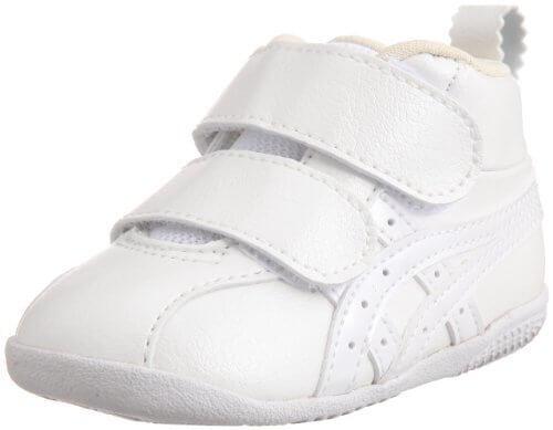 [アシックス] ファーストシューズ ファブレFIRST SL 2 パールホワイト/パールホワイト 13.5 2E,子供,靴,おすすめ