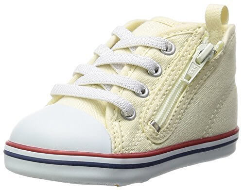 [コンバース] CONVERSE ベビーシューズ ベビー オールスター RZ BB AS RZ 7C211 (ホワイト/6.5),子供,靴,おすすめ