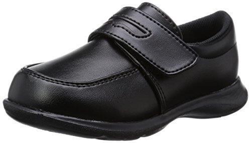 [キャロット] フォーマルシューズ 4大機能 ローファー 足育 ゆったり 軽量 CR C2092 キッズ ブラック 21 cm 2E,子供,靴,おすすめ