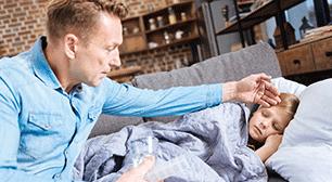 でしょうか。 7歳児のパパからの相談:「プール熱とはどういった病気ですか?」,プール熱,大人,