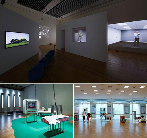 NTTインターコミュニケーション・センター,東京,美術館,イベント