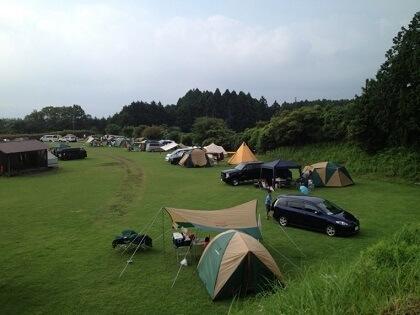 富士すそ野ファミリーキャンプ場,静岡県,キャンプ場,